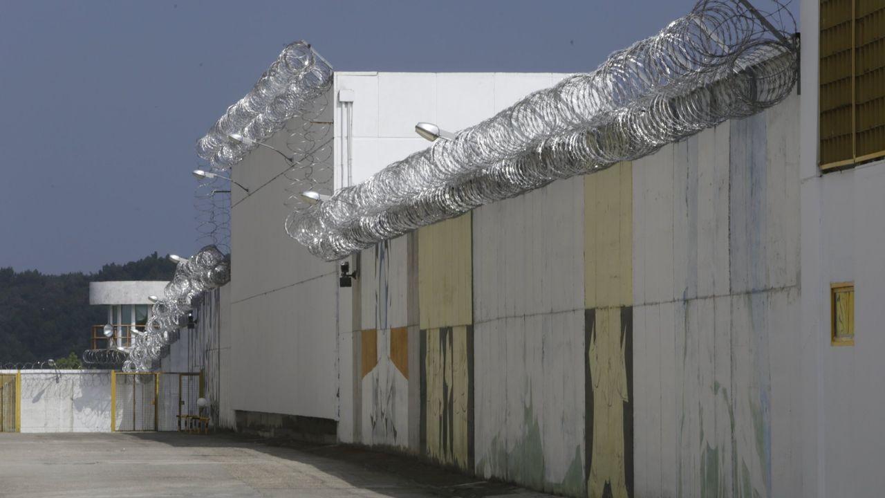 Prisión de O Pereiro de Aguiar (Ourense)