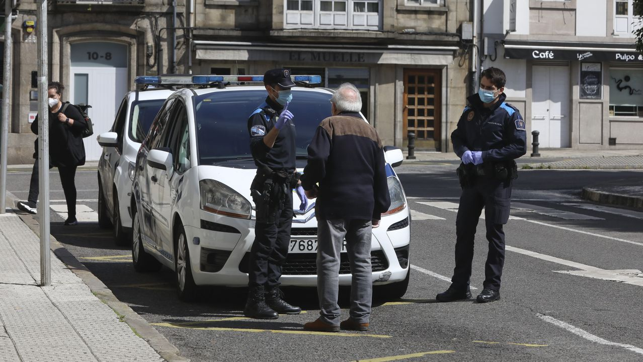 El acuerdo lo tomó el juez decano de Ourense tras las medidas adoptadas por el TSXG por el estado de alarma