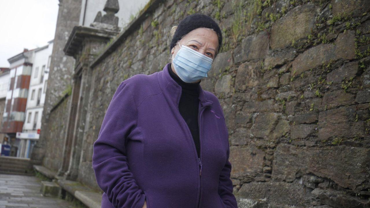 La alcaldesa de Gijón, Ana González