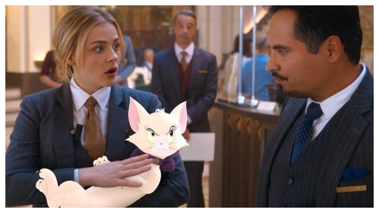 Fotograma del filme «Tom y Jerry»
