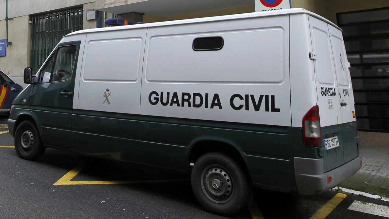 Nuevas imágenes de la huida de los narcos que causó el accidente de una lancha de la Guardia Civil.Labajjo en una presentación artística en el año 2012