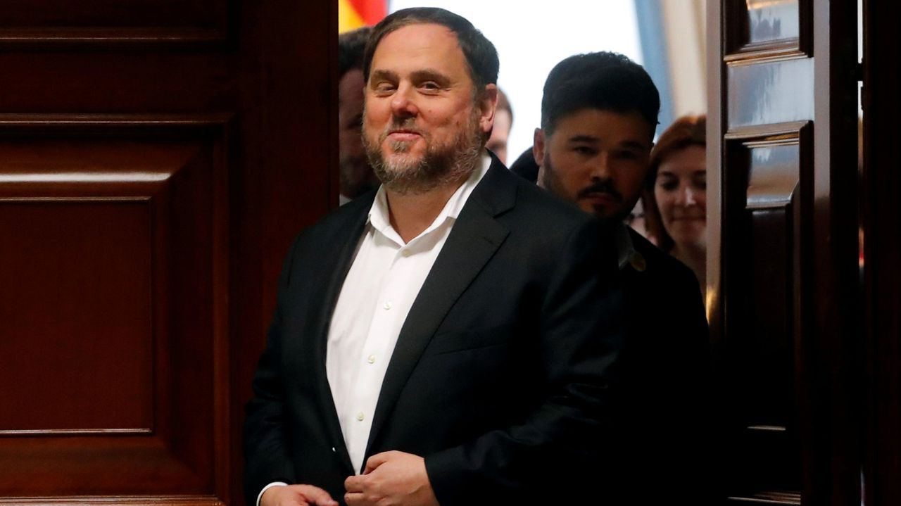 Sánchez prometió ante el rey Felipe VI su cargo de presidente del Gobierno