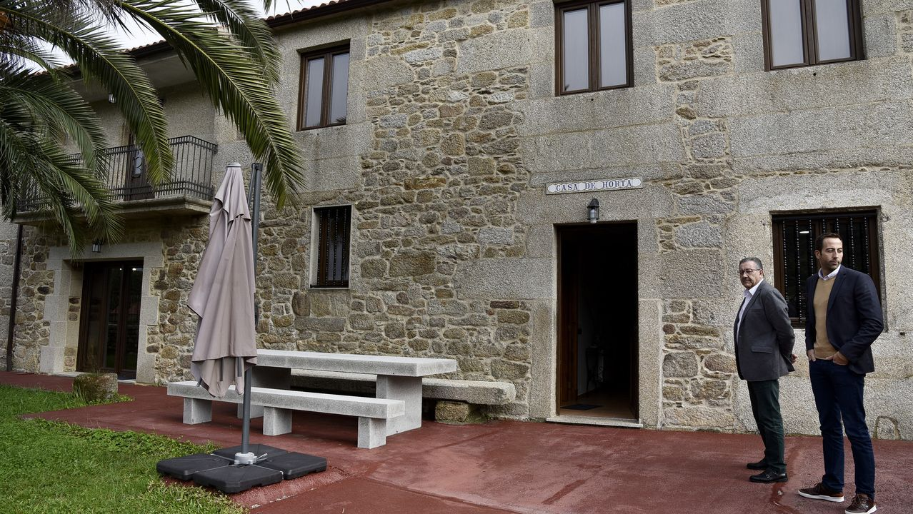 Entramos en Casa de Horta, una de las propiedades más exclusivas de la comarca