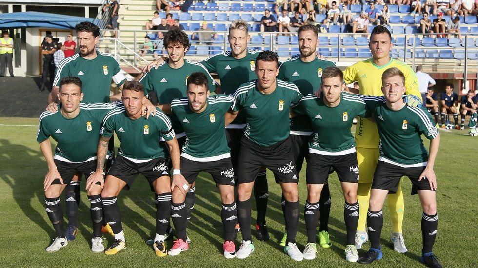 David Fernández celebra el gol del ascenso en Cádiz