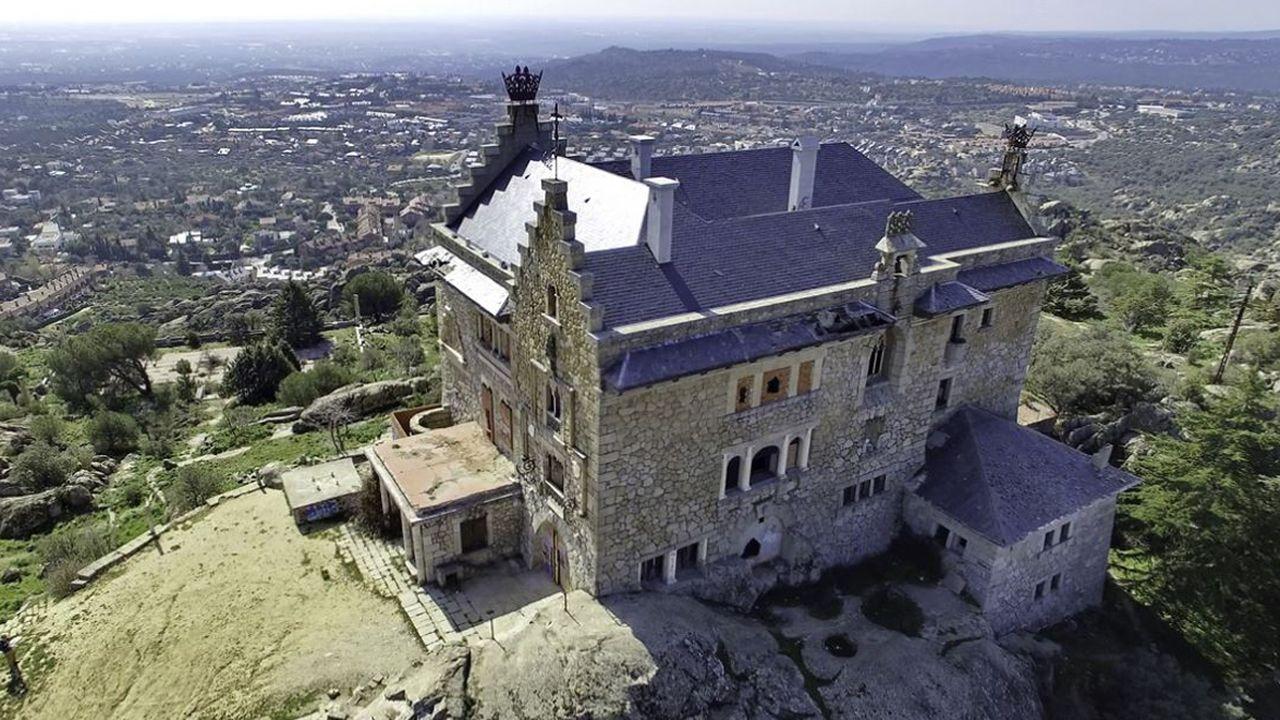 Palacio del Canto del Pico (Torrelodones, Madrid)