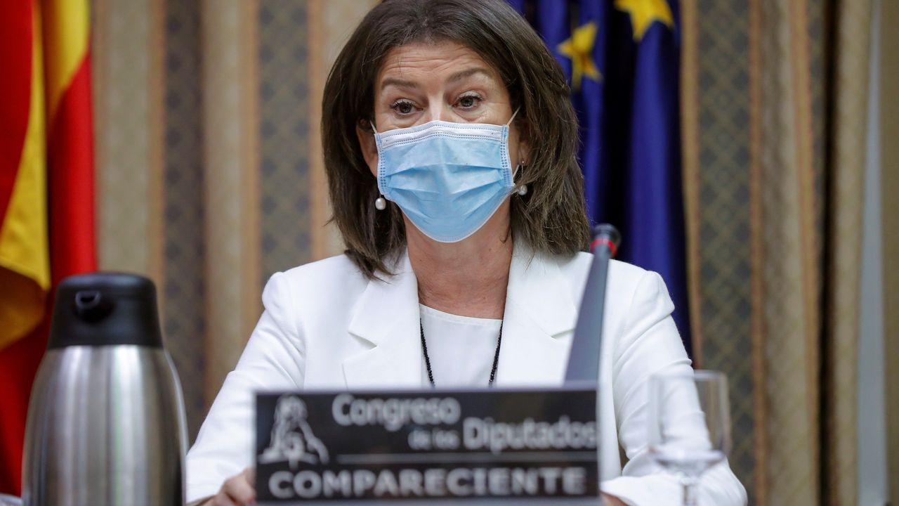 Susana de Sarriá, presidenta de Navantia