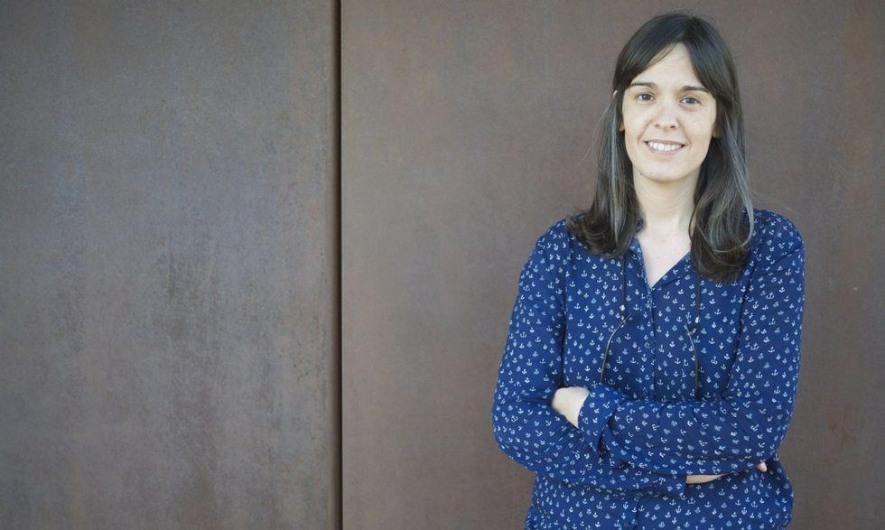 Marta Sestelo forma parte del equipo galardonado con el Premio Provincial a la Investigación.