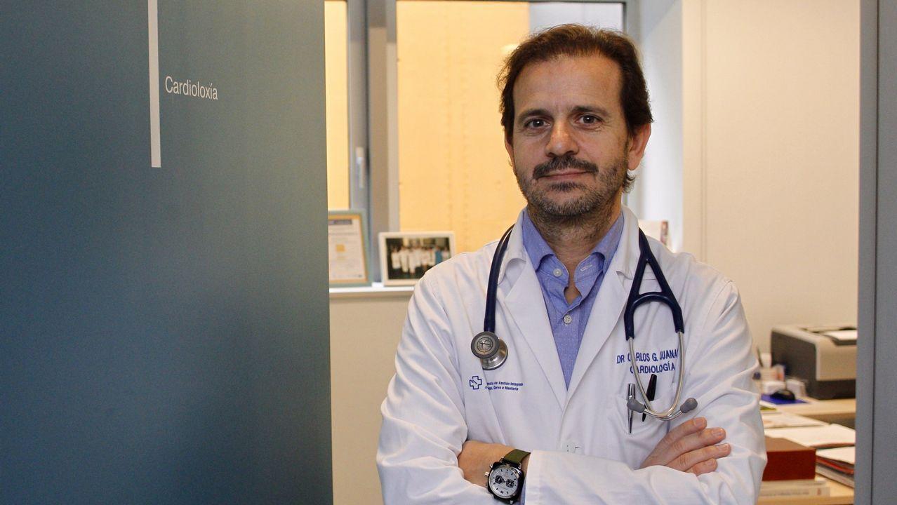 La ministra de Sanidad anuncia 105 plazas nuevas para médicos de familia en Galicia.Seminario de Oviedo
