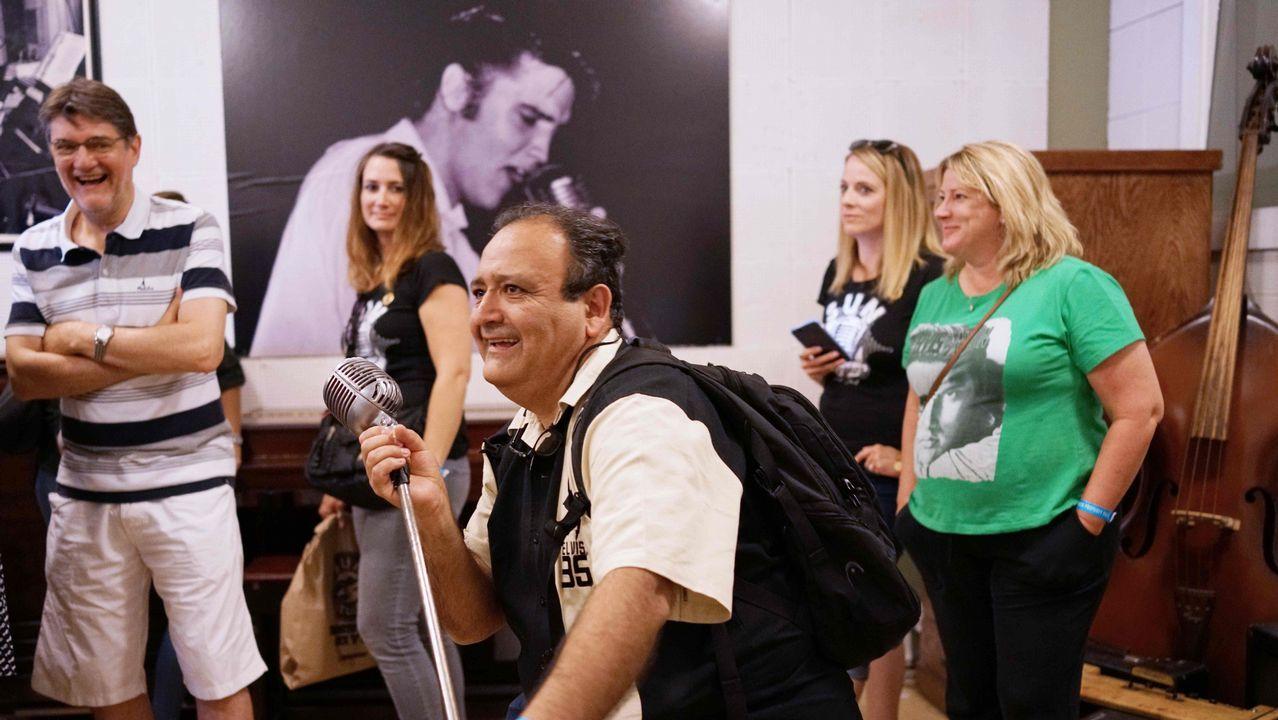 Los momentos más memorables de los premios Grammy.Hernán González en su barbería