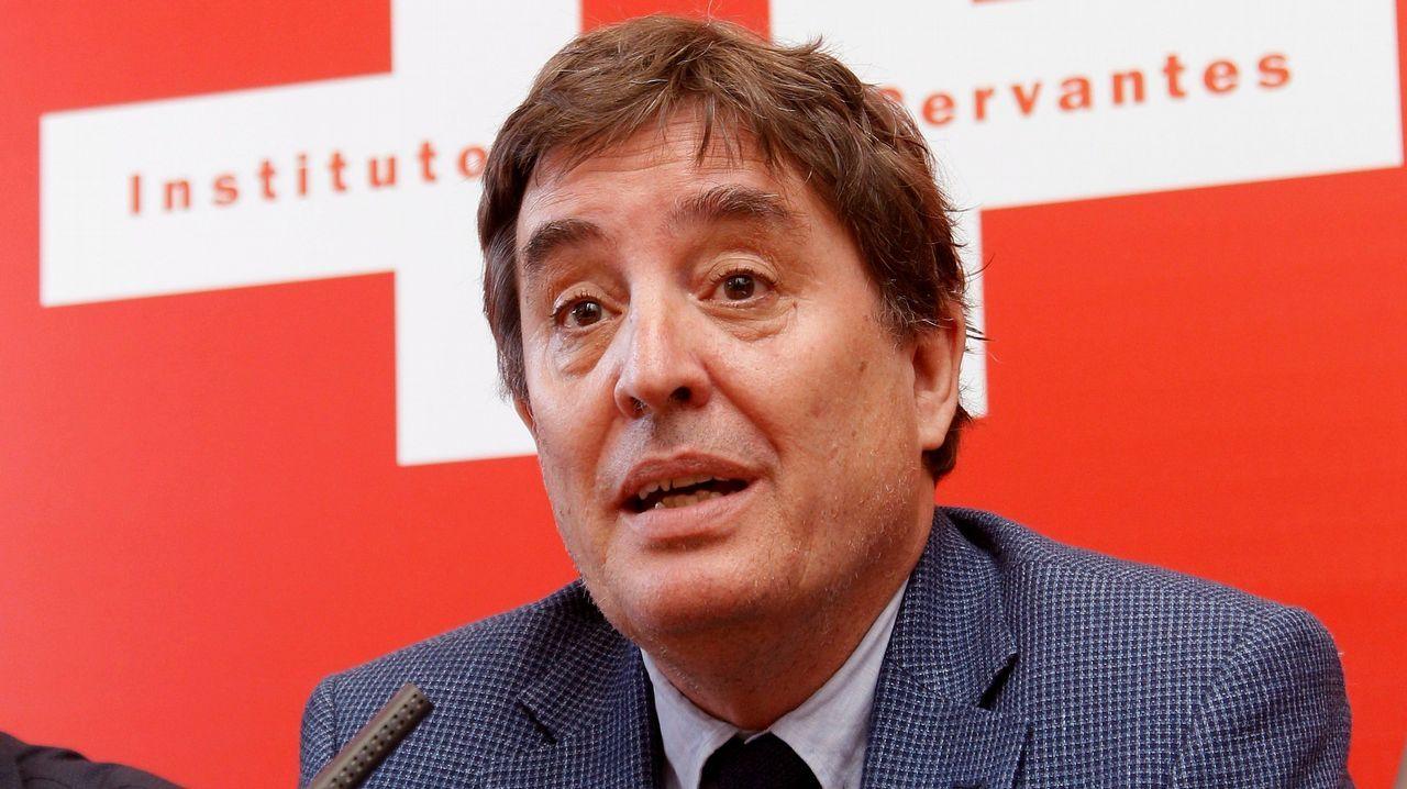 El asturiano Martín López-Vega.Ayuntamiento de Avilés