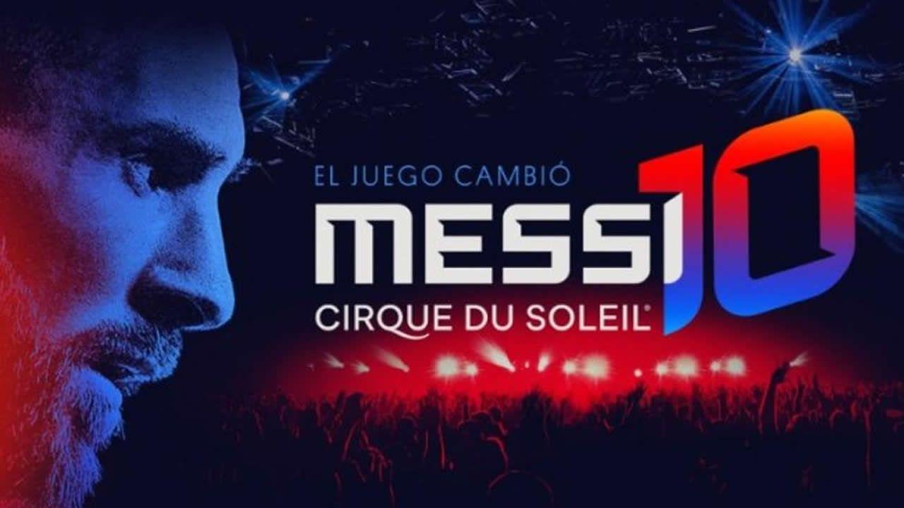 Leo Messi, protagonista del Cirque du Soleil.Niños de primaria aprendiendo robótica