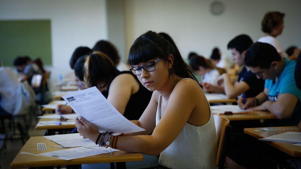 Examen de selectividad de julio (antigua septiembre)