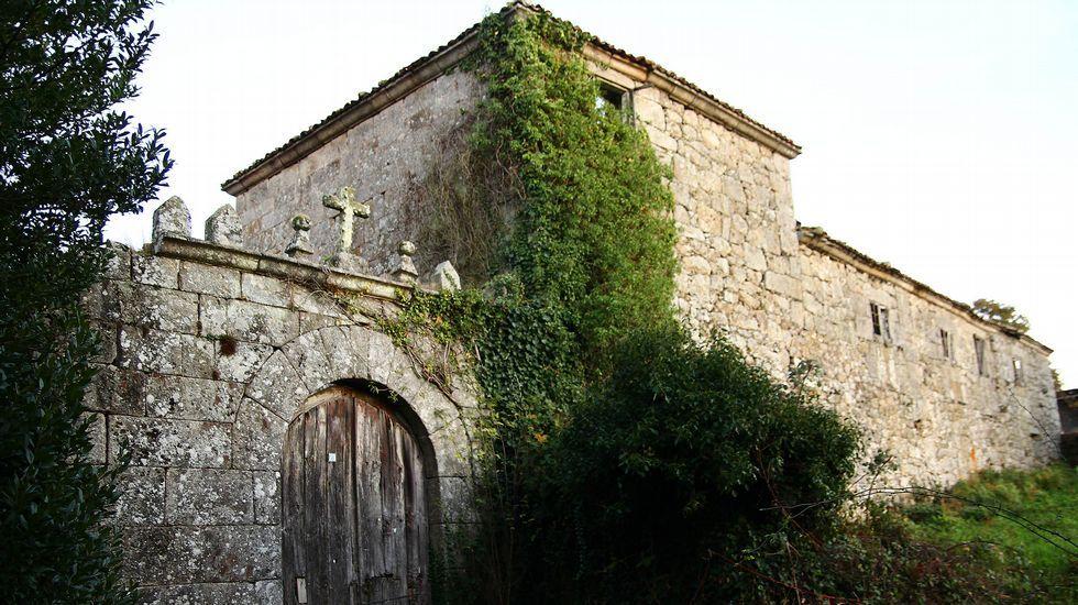 Los orígenes de la casa señorial de Sobrado se remontan al siglo XVI