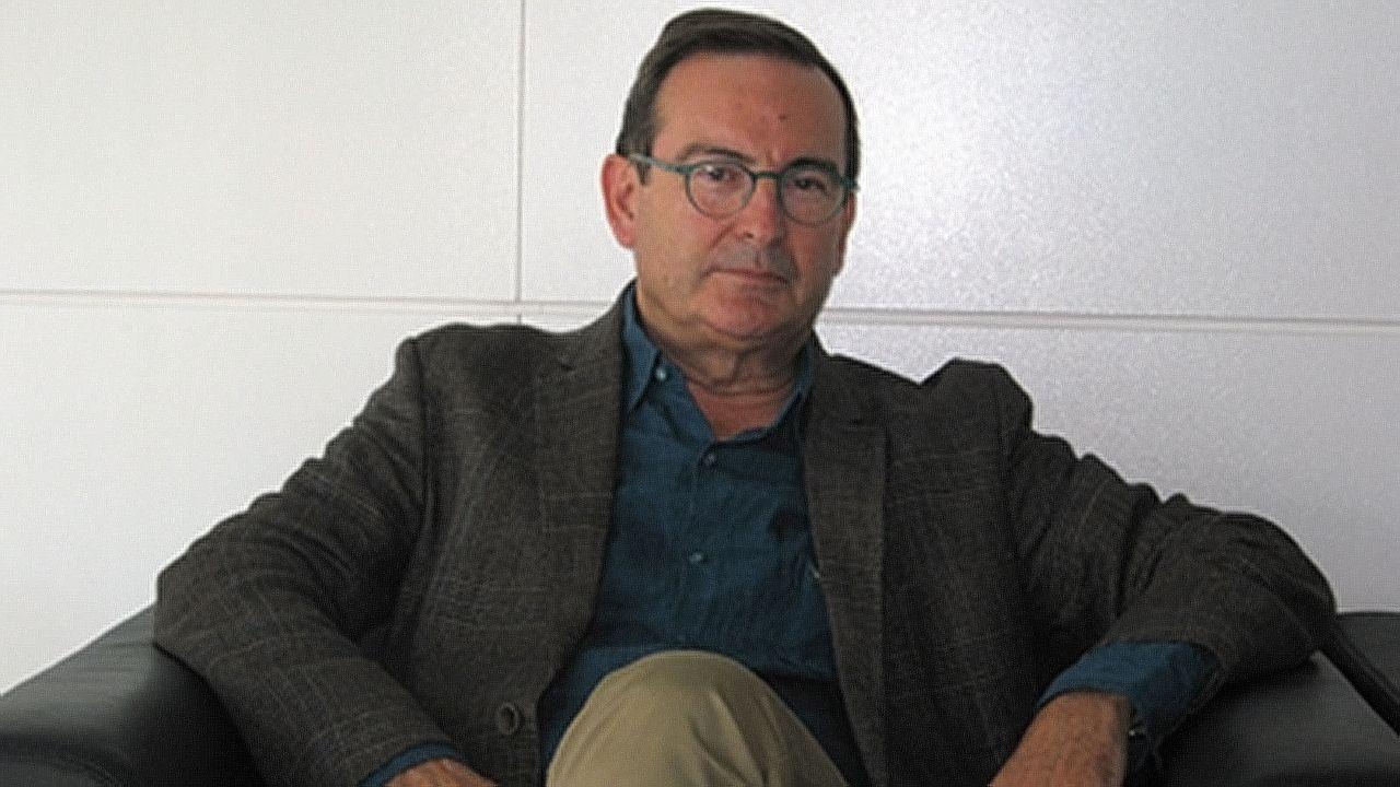 El MIR congrega a2.340 candidatos en Asturias.José Ramón Riera, gerente del SESPA