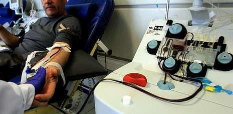 Un hombre donará uno de sus testiculos por 35.000 dólares.Para hacerse donante de médula basta solicitarlo y hacerse una extracción de sangre para conocer las características inmunológicas.