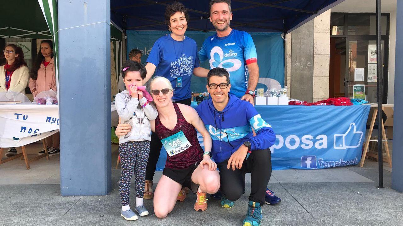 quico e familia con Antonio e con Susana rodríguez Gacio