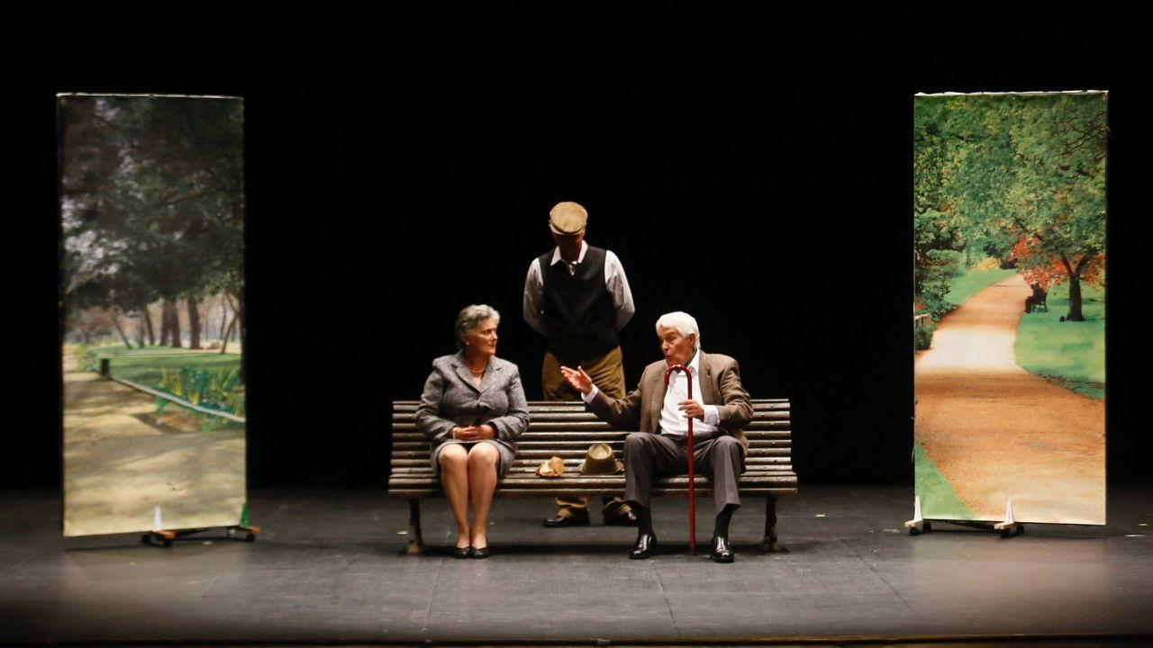 Imagen de archivo de una actuación de Andanzas