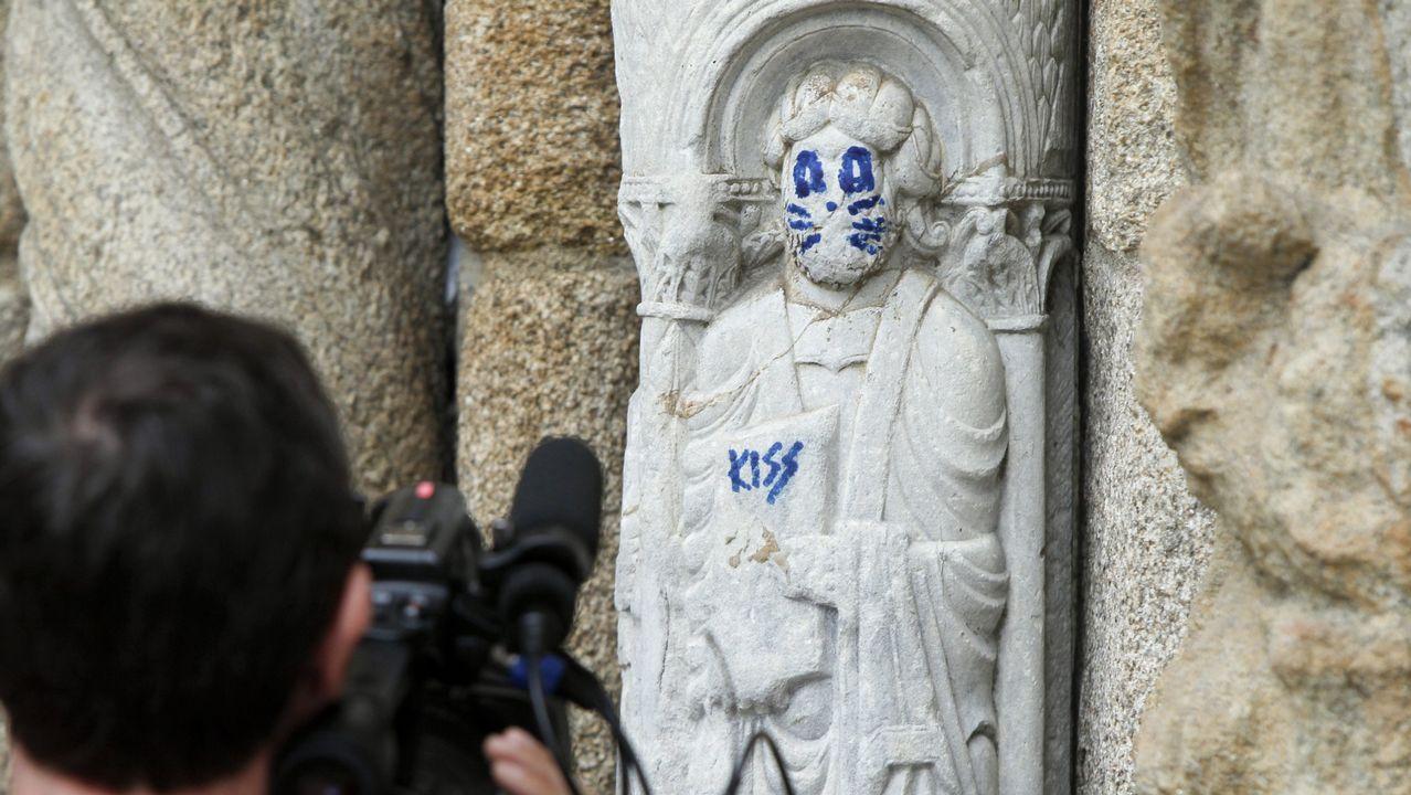 Agresiones al patrimonio cultural