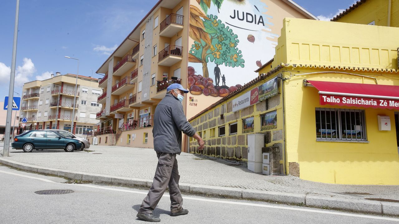 En Carracedo de Montenegro, la capital del municipio, saben bien todo lo que le deben a la castaña Judía