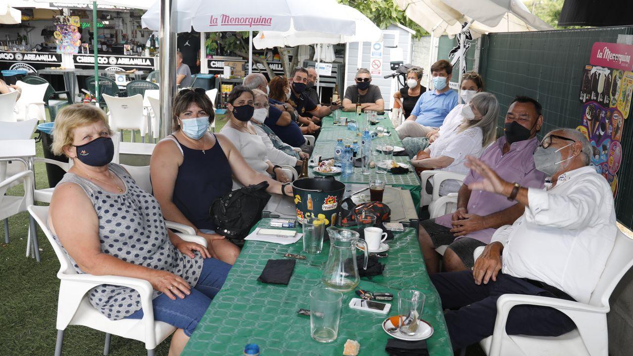 La Xunta pide extremar las precauciones ante el primer fin de semana sin límite en las reuniones