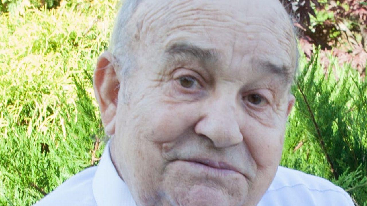 Ramón Romero Brión, vecino de Lampón de 79 años que falleció de covid en el hospital de Barbanza el 28 de marzo del 2020