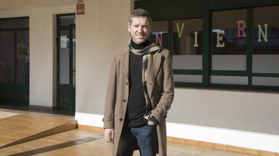 La hostelería protesta de nuevo contra las medidas anticovid.César Bugallo