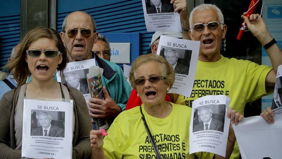 Concentración por las preferentes en A Coruña