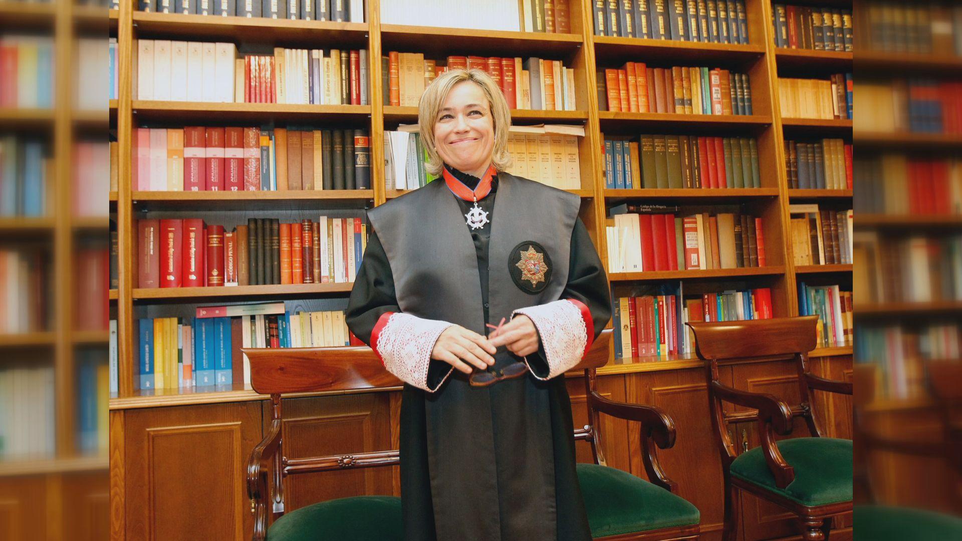 CONSUELO CASTRO (abogada general del Estado) - tiene un patrimonio de 234.295 euros