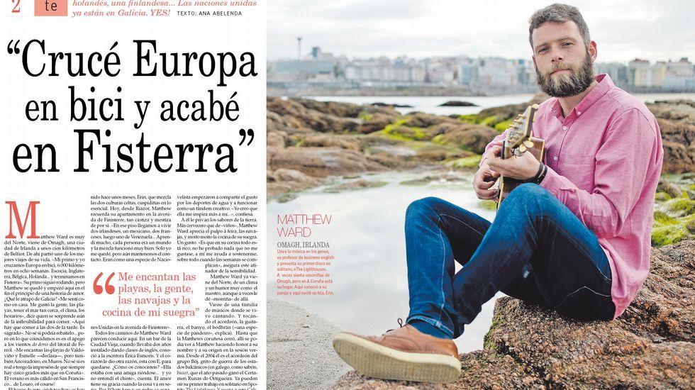 «Cuando llego a Galicia me entran ganas de coger una sartén y un cuchillo».Mejor cachopo con Ternera Asturias