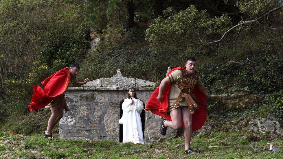 Laxe, en agosto del 2013, acogió el última concierto de Celtas Cortos en la Costa da Morte.