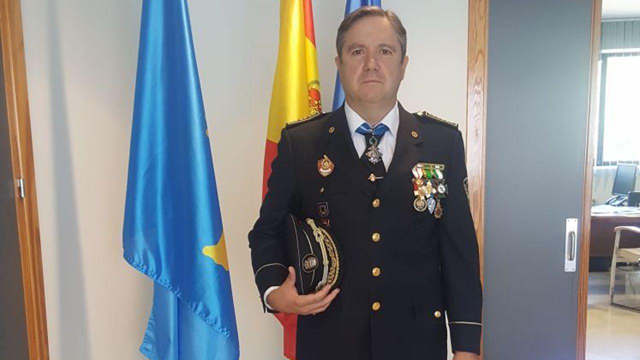 El presidente de Otea, José Luis Álvarez Almeida.José Manuel López García