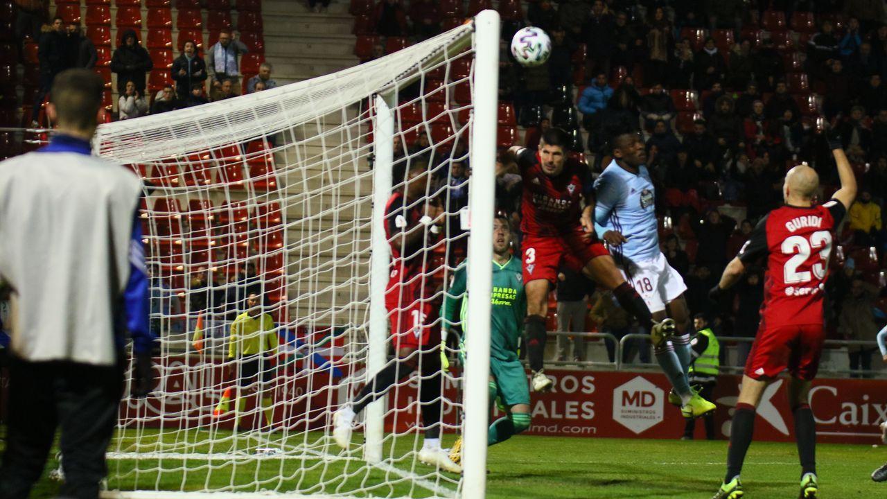 En streaming: sorteo de semifinales de Copa del Rey.Hugo Vallejo ha sido el último refuerzo del Deportivo