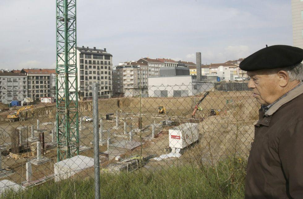 Algunos estudiantes que se enfrentaron en Ourense a las pruebas de selectividad.