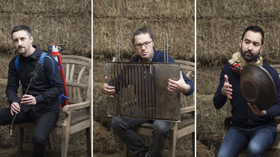 Candorka Trio ofrece un concierto en el Club Clavicémbalo