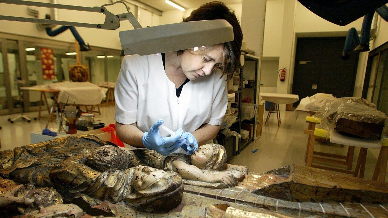Los métodos artesanales pueden alterar la obra de arte y emiten gases toxicos