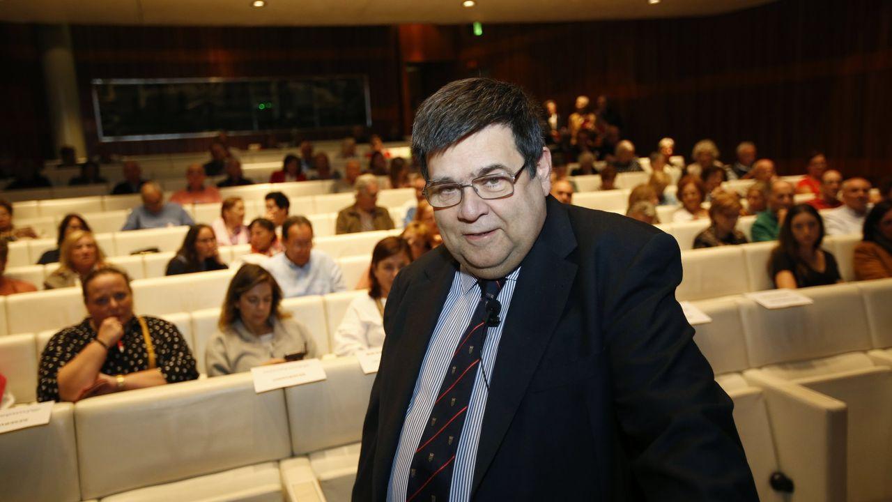 Eduardo Fonseca, jefe de Dermatología del Chuac