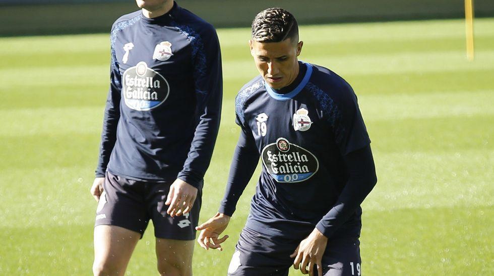 Fayçal Fajr | El marroquí figura entre las opciones para la medular, aunque es muy probable que no siga