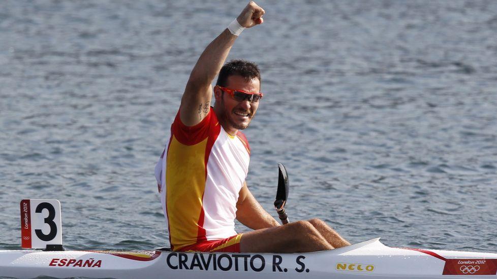 El dúo explosivo de Toro y Craviotto.Los palistas del Tudense Pavón y Millán sabrán hoy si disputarán los Juegos Olímpicos de Río de Janeiro en agosto.