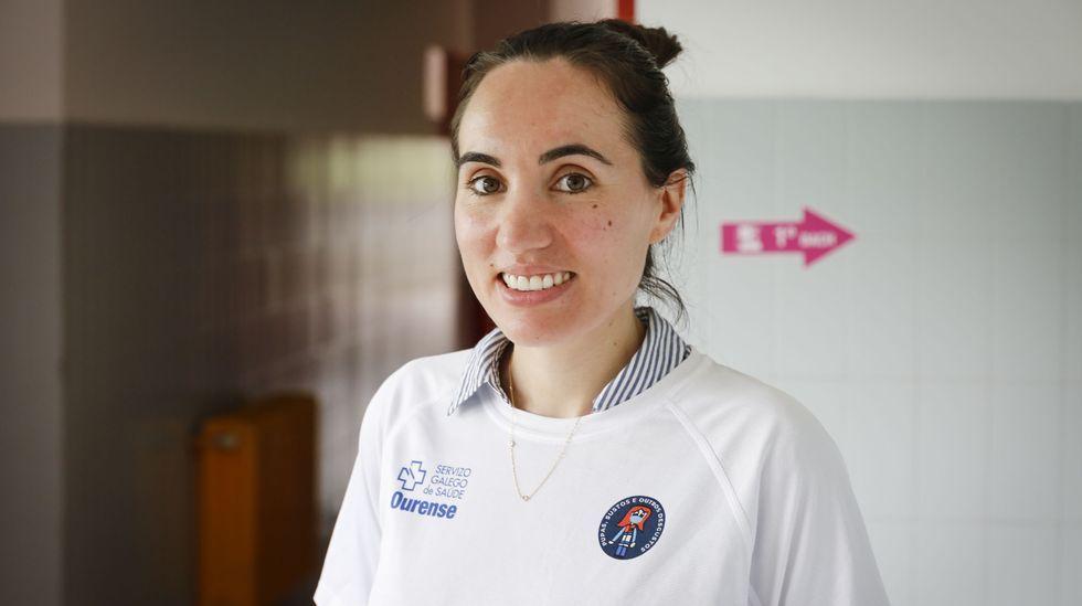 Vanessa Santana es enfermera pediátrica