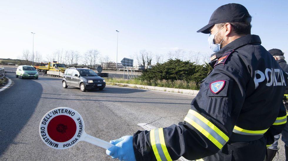 En Italia, coger un coche sin justificación laboral o de salud puede costar 3.000 euros