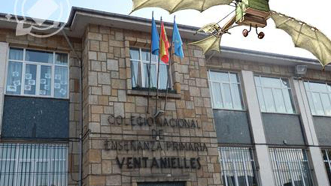 Colegio de Ventanielles de Oviedo