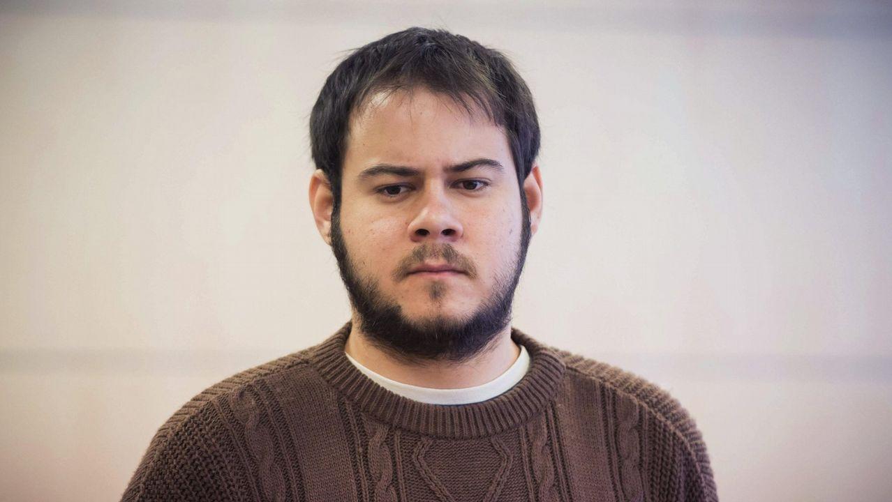 JON ERICE CELEBRA EL GOL ANTE EL GETAFE