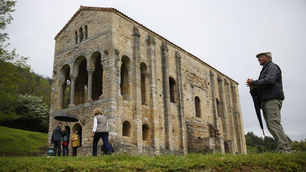 Monumento prerrománico de Santa María del Naranco