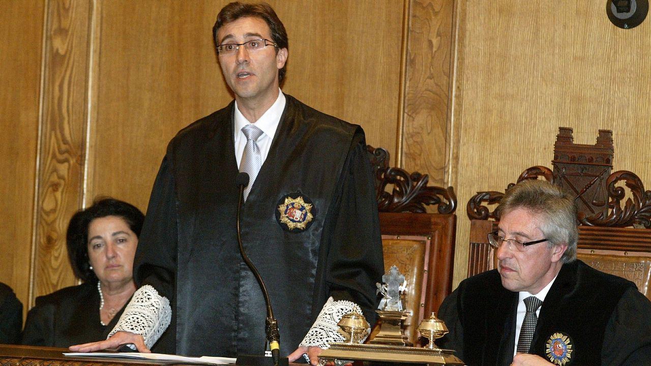 Menéndez Estébanez y Seoane Spiegelberg son los dos candidatos