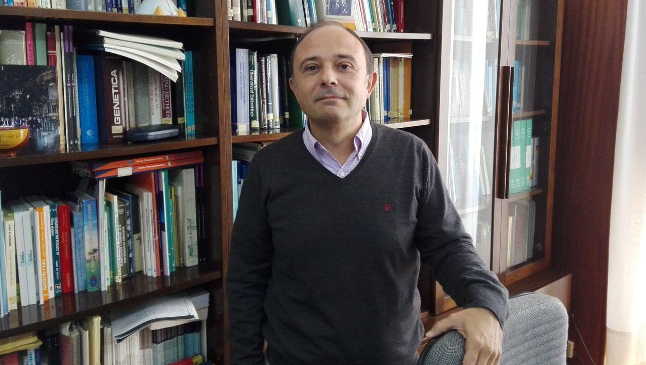 Alberto Ruano Raviña, profesor de Medicina Preventiva y Salud Pública de la Universidad de Santiago de Compostela