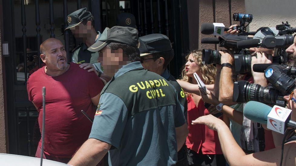 La polémica homilía de un sacerdote de Jaén.Andrés Bodalo, en una imagen de archivo