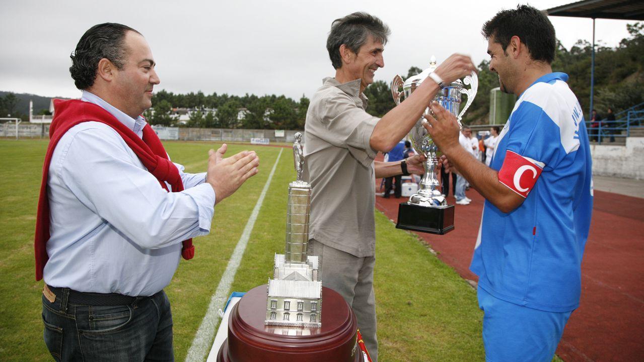 ¡Mira en imágenes el Trofeo Mostra da Olería de Buño!