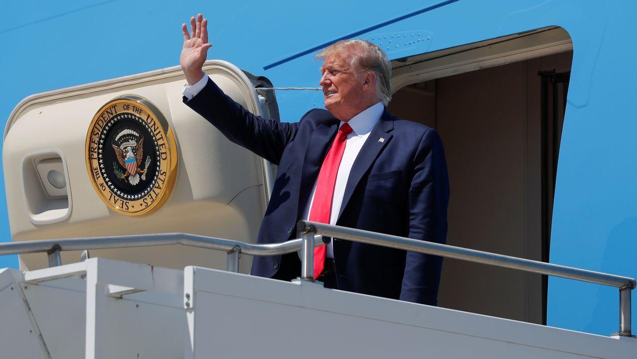 Trump dice adiós a su polémica propuesta de depurar el censo electoral