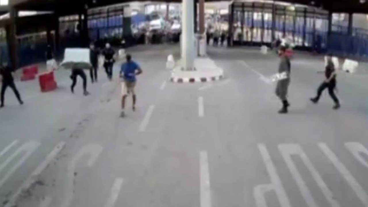 Hiere con un cuchillo a un policía en Melilla al grito de «Alá es grande».Vista general de la cárcel de Asturias