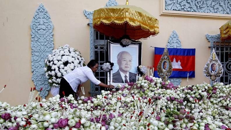 Cadáver momificado de Lenin.
